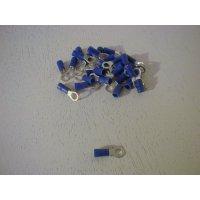 COSSE D= 5 MM RONDE BLEUE