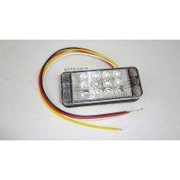 FEU A LED   LY  108 x 47 ép 27 - Lt + Stop + Clign
