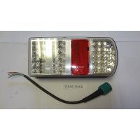 FEU A LED   LY   228 x 106  EP 35  -- 12V CD Recul