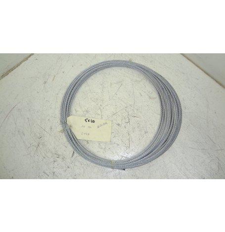 CABLE TREUIL D= 4.7MM  LES 10M