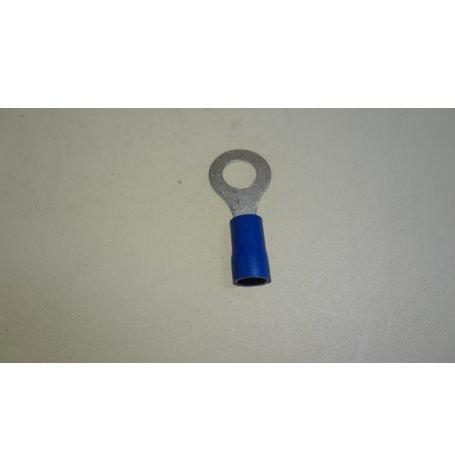 COSSE D= 6 MM RONDE BLEUE