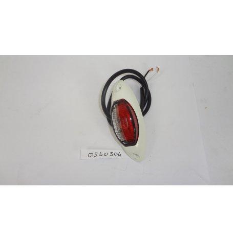 FEU GABARIT LED OVALE blanc crème 103 x 37 ép 32