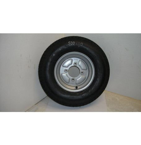 ROUE MONTEE 500 X10 115X4 pneu KINGS ou autre SH