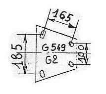 ATTACHE GOETT 549G2 2000  V RA