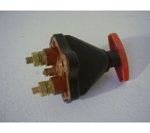 COUPE BATTERIE  600 AMP