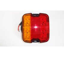 FEU A LED   PR  carre  105 x 94 ep 24