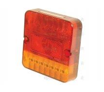 FEU A LED SP carré 102 x 102 ép 25 - 12 V