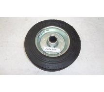 GALET RJT 200 MM JANTE TOLE MOYEU LISSE AL 20 MM - lg MOYEU = 58mm