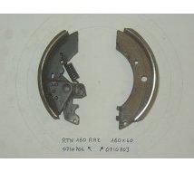 GARNITURE FREIN RTN 160 RA2 SIMPL   160X40