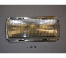 PLAFONNIER 220X105 POUR 2 LAMPES 21W