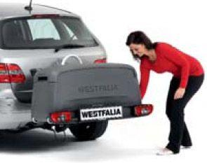 Equipi ce box coffre pour porte velo westfalia for Porte velo westfalia bc60